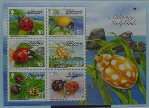 Alderney Stamps, 2014, MSA514, Mint 3