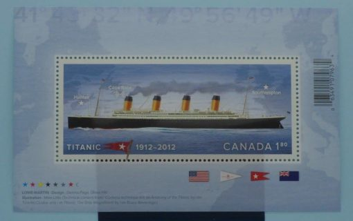 Canada Stamps, 2012, MS2852, Mint 3