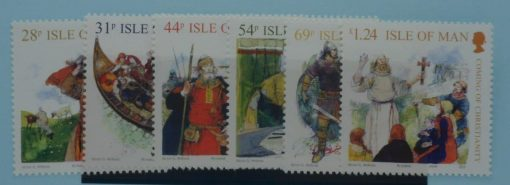 Isle of Man Stamps, 2008, SG1412-1417, Mint 3