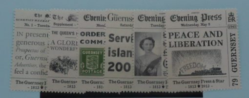 Guernsey Stamps, 2013, SG1470-1475, Mint 3