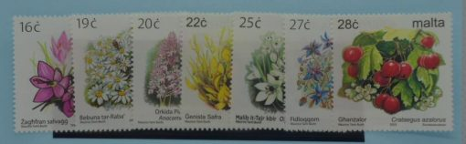 Malta Stamps, 1999-2003, SG1143-1147a, Mint 3