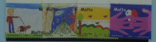 Malta Stamps, 2000, SG1186-1189, Mint 3