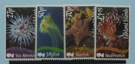 Falkland Islands Stamps, 2012, SG1207-1210, Mint 3