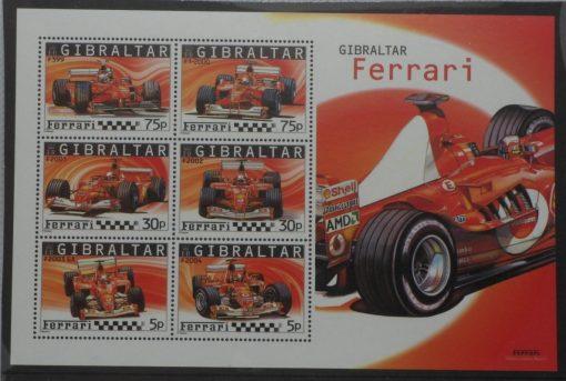 Gibraltar Stamps, 2004, MS1119, Mint 3