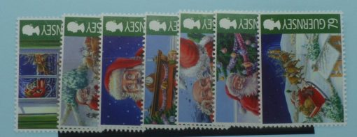 Guernsey Stamps, 2013, SG1489-1495, Mint 3