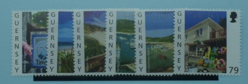 Guernsey Stamps, 2013, SG1464-1469, Mint 3