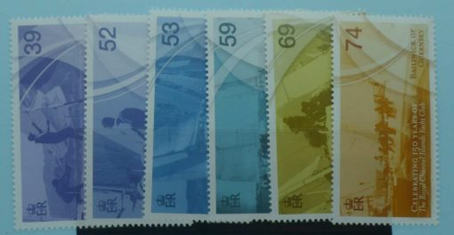 Guernsey Stamps, 2012, SG1429-1434, Mint 3