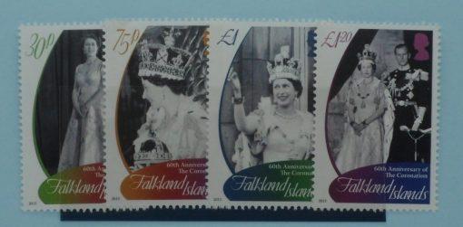 Falkland Islands Stamps, 2013, SG1264-1267, Mint 3