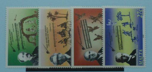 Malta Stamps, 2006, SG1504-1507, Mint 3