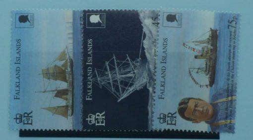 Falkland Islands Stamps, 2000, SG867-869, Mint 3