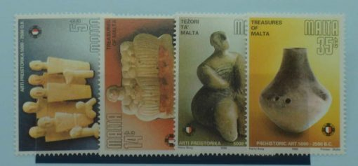 Malta Stamps, 1996, SG1012-1015, Mint 3