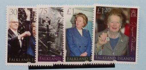 Falkland Stamps, 2013, SG1256-1259, Mint 3