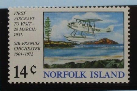 Norfolk Islands Stamps, 1974, SG151, Mint 3