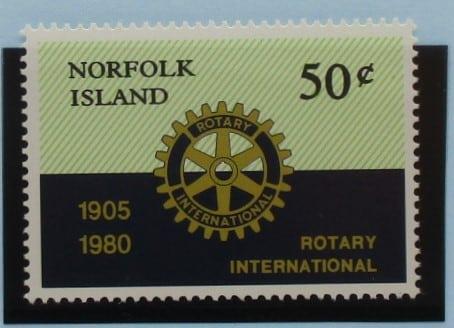 Norfolk Islands Stamps, 1980, SG235, Mint 3