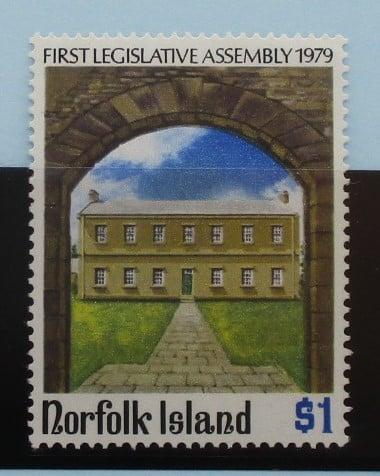Norfolk Islands Stamps, 1979, SG224, Mint 3
