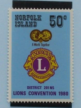 Norfolk Islands Stamps, 1980, SG234, Mint 3