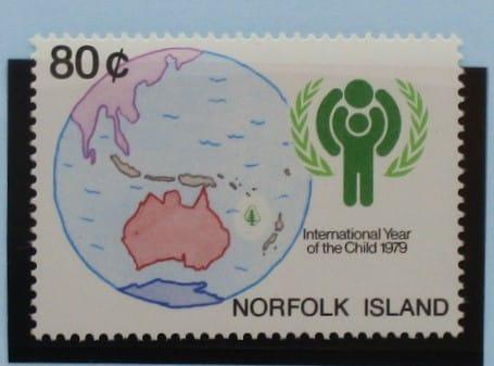 Norfolk Islands Stamps, 1979, SG229, Mint 3