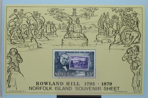 Norfolk Islands Stamps, 1979, MS228, Mint 3