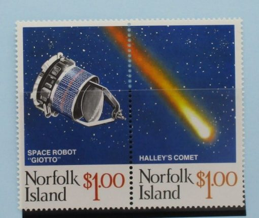 Norfolk Islands Stamps, 1986, SG383a, Mint 3