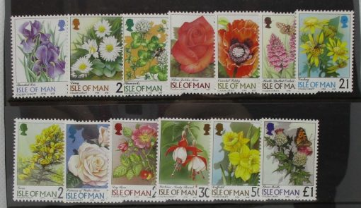 Isle of Man Stamps, 1998-99, SG773-785, Mint 3