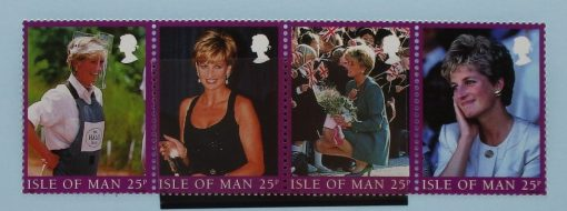 Isle of Man Stamps, 1998, SG813a, Mint 3