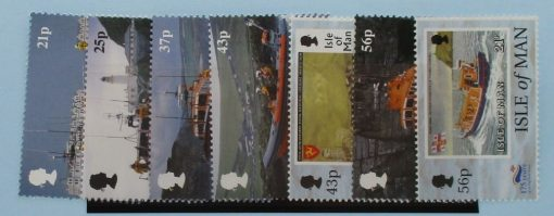 Isle of Man Stamps, 1999, SG832-838, Mint 3