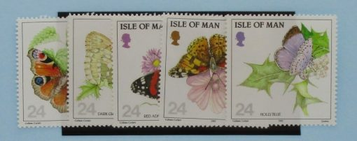 Isle of Man Stamps, 1993, SG573-577, Mint 3