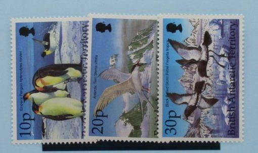 British Antarctic Territory Stamps, 1998, SG293-295, Mint 3