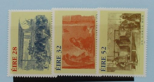 Ireland Stamps, 1997, SG1128-1130, Mint 3