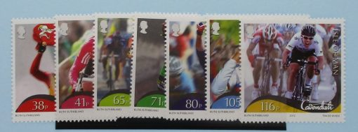 Isle of Man Stamps, 2012, SG1759-1765, Mint 3