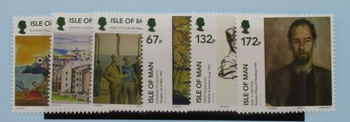 Isle of Man Stamps, 2010, SG1618-1623, Mint 3
