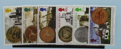 Isle of Man Stamps, 2010, SG1603-1608, Mint 3