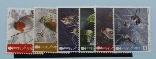 Isle of Man Stamps, 2011, SG1698-1703, Mint 3