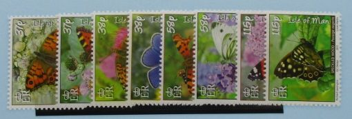 Isle of Man Stamps, 2011, SG1648-1655, Mint 3