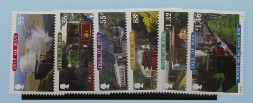 Isle of Man Stamps, 2010, SG1609-1614, Mint 3