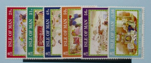 Isle of Man Stamps, 2008, SG1467-1472, Mint 3
