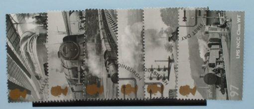 Great Britain Stamps, 2010, SG3109-3114, Used 3