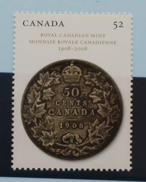 Canada Stamps, 2008, SG2555, Mint 3