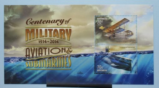 Australia Stamps, 2014, MS4214, Mint 3