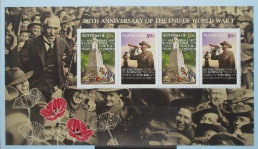 Australia Stamps, 2008, MS3112, Mint 3