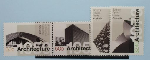 Australia Stamps, 2007, SG2843a, SG2845-2846, Mint 3