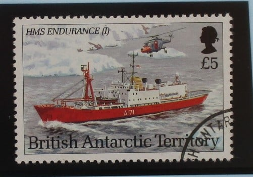 British Antarctic Territory Stamps, 1993, SG229, Used 3