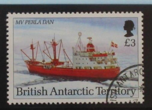 British Antarctic Territory Stamps, 1993, SG228, Used 3