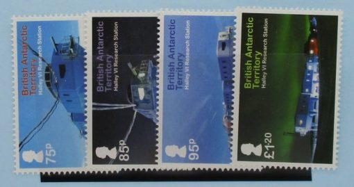 British Antarctic Territory Stamps, 2013, SG630-633, Mint 3