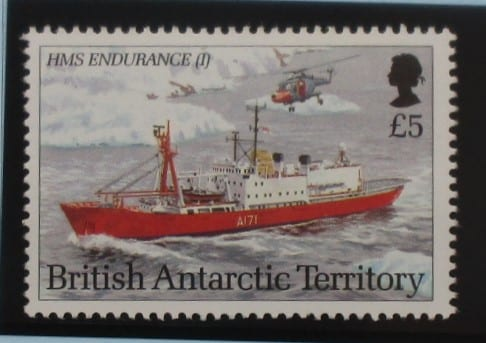 British Antarctic Territory Stamps, 1993, SG229, Mint 3