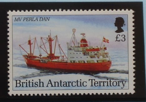 British Antarctic Territory Stamps, 1993, SG228, Mint 3