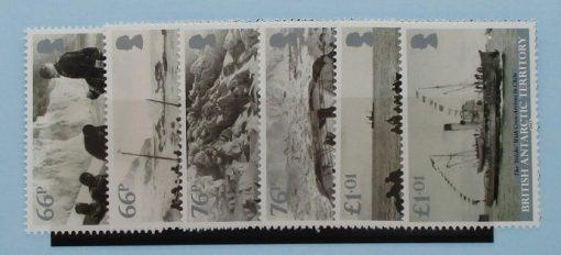 British Antarctic Territory Stamps, 2015, SG669-674, Mint 3