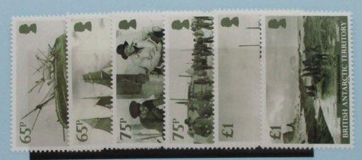 British Antarctic Territory Stamps, 2014, SG644-649, Mint 3
