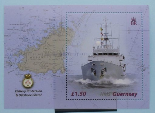 Guernsey Stamps, 2003, MS997, Mint 3