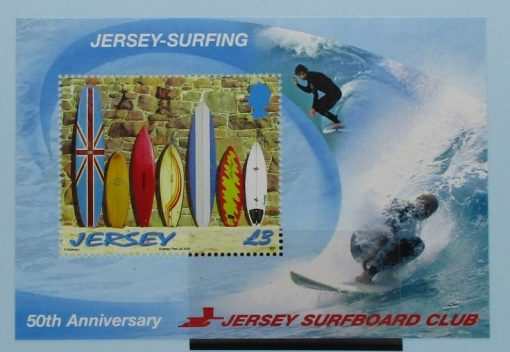 Jersey Stamps, 2009, MS1441, Mint 3
